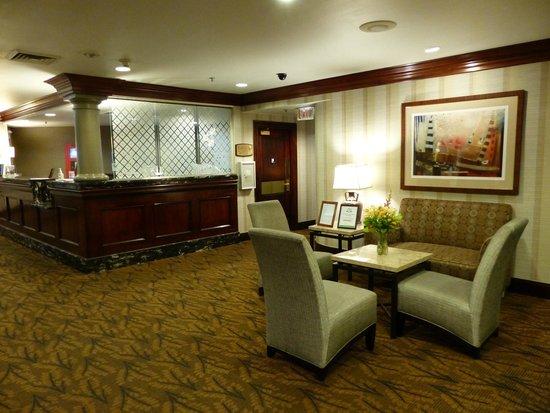 Holiday Inn Express Philadelphia-Midtown : Hotel Lobby