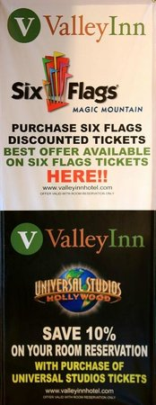 Valley Inn & Conference Center: PROMO OFFERS