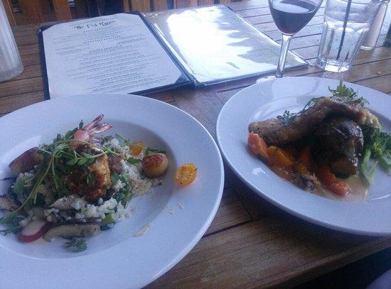 Fish Hopper: Our meals