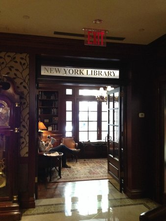 The Iroquois New York: Library