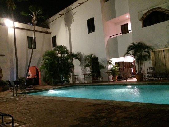 Hodelpa Nicolas de Ovando: Pool area