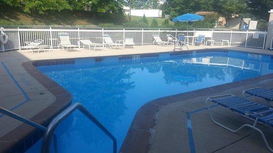 Capital Inn New Cumberland - Harrisburg South: Clean and inviting!