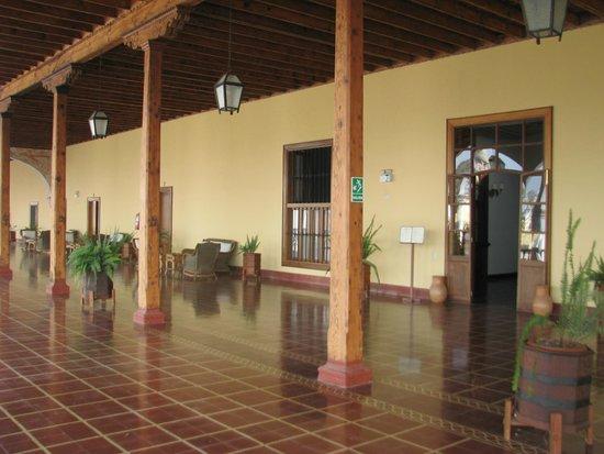 Casa Hacienda San Jose: Hall de Entrada