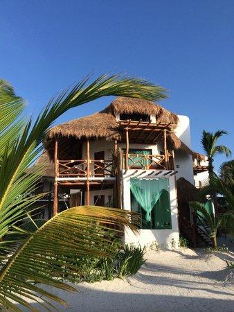 Villas Flamingos: Room Building