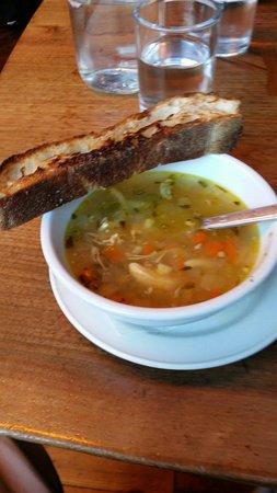 Founding Farmers : Soup