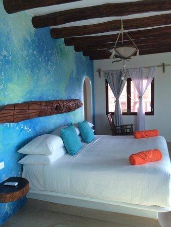 Villas Flamingos: King Suite Second floor