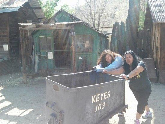 Bodfish, CA: Miners...
