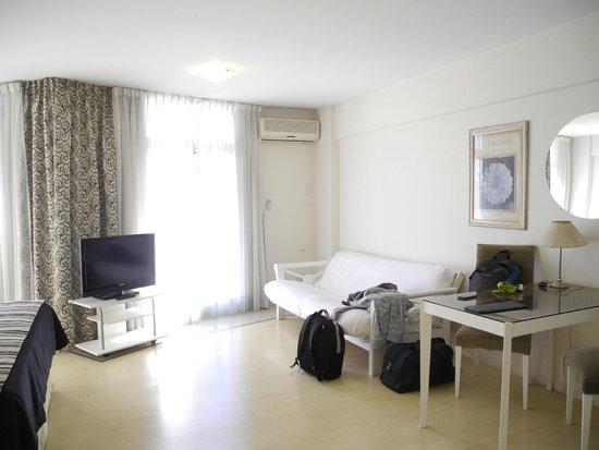 Howard Johnson Hotel Rosario : Habitación doble