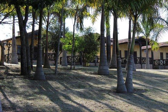 Recanto Alvorada Eco Resort : Chalés
