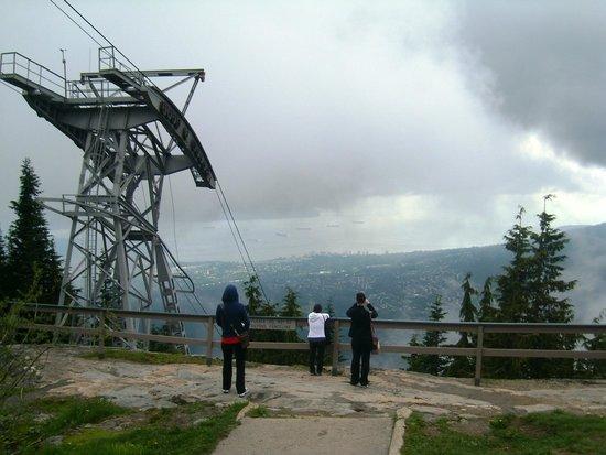 Grouse Mountain Skyride: Grouse Mountain