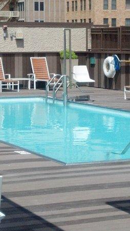 Hyatt Regency San Antonio: Pool