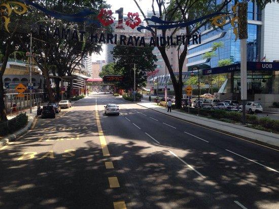 Hop on Hop Off Bus Kuala Lumpur: ハリラヤ明けだったんです!