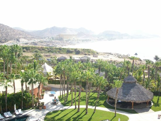 Hilton Los Cabos Beach & Golf Resort: View from hotel room