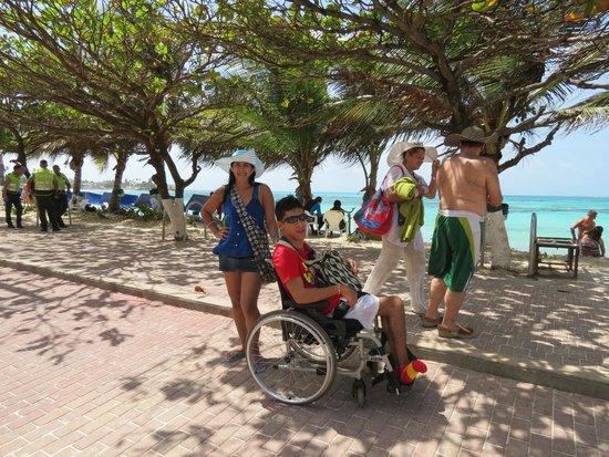 Hotel Blue Tone: Playa