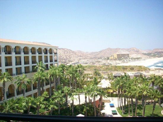 Hilton Los Cabos Beach & Golf Resort: From hotel room window