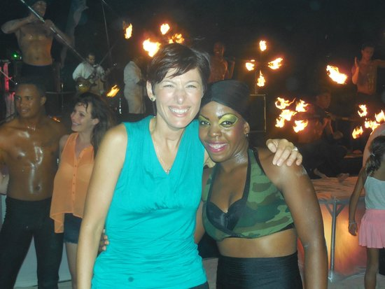 Now Larimar Punta Cana : Entertainment Staff - with lots of great energy!