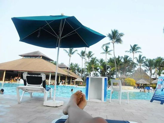 Grand Palladium Punta Cana Resort & Spa: piscina