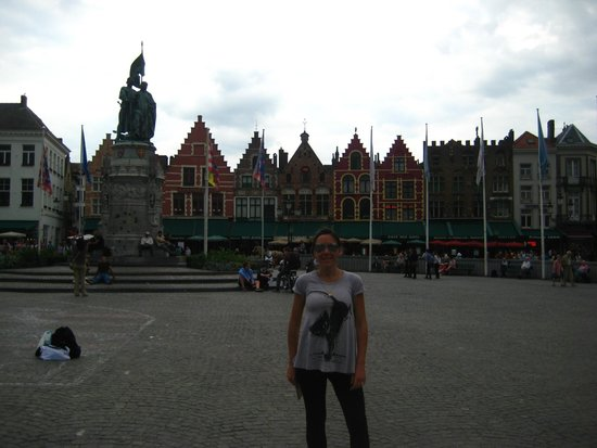 Grand-Place : LA PLAZA MARKT EN BRUJAS