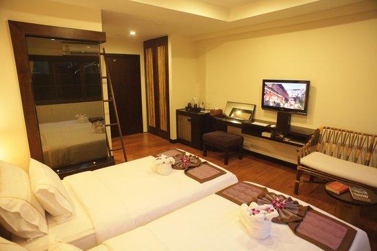 Bamboo House Phuket: Standard Room