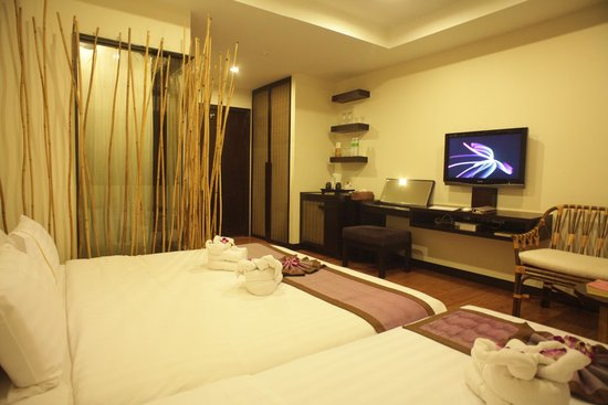 Bamboo House Phuket: Superior Room