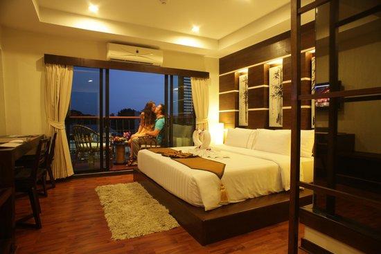 Bamboo House Phuket: Deluxe Room