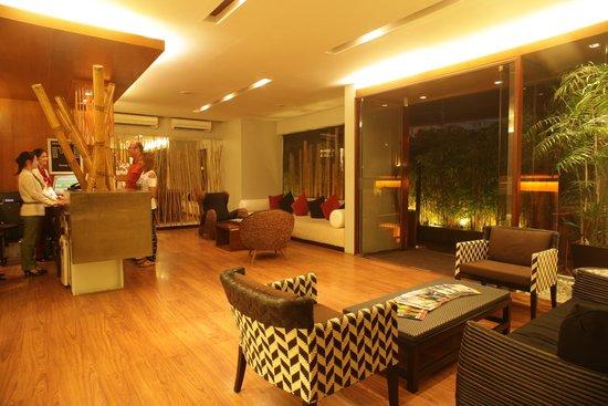 Bamboo House Phuket: Lobby