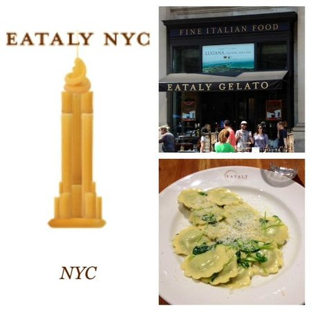 Eataly: One of two US locations (27 locations worldwide)
