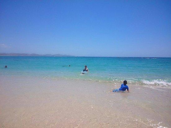 Playa Palmilla (Palmilla Beach): Agua cristalina