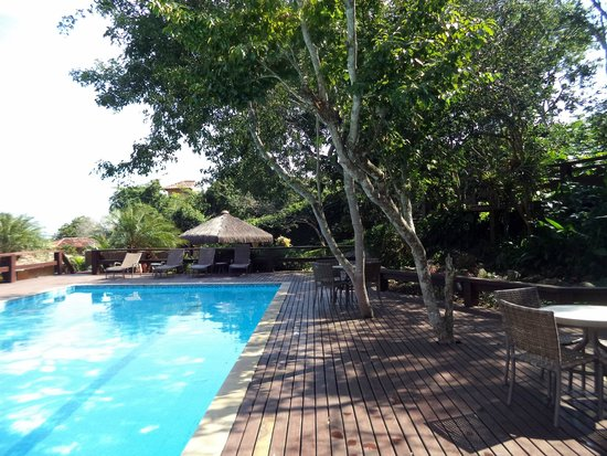 Hotel La Foret: Piscina