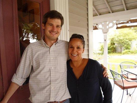 The Inn at Southwest: Daniel & Dora-Innkeepers