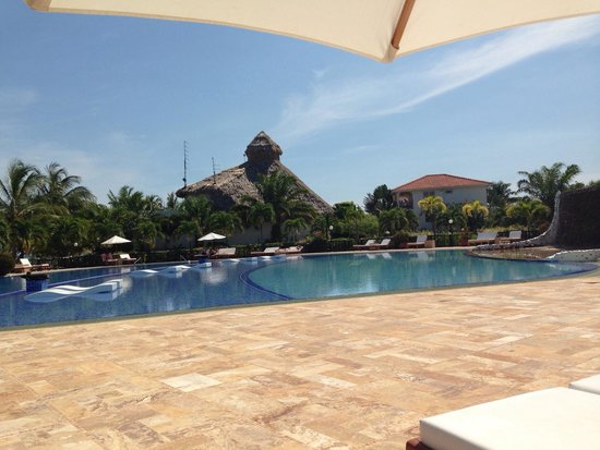 The Placencia Hotel and Residences : Pool.