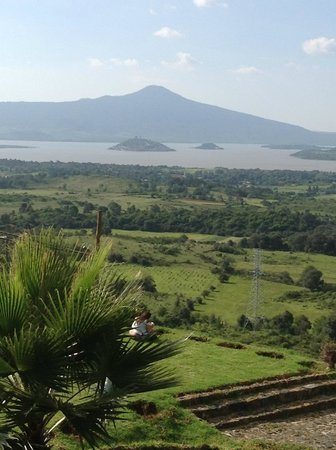 Eco-hotel Ixhi: View from Hotel!!!