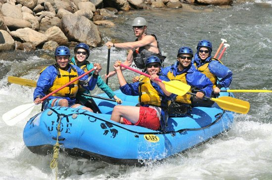 Buffalo Joe's Whitewater Rafting: Awesome!! 