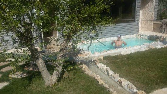 Hotel Salus Terme: piscina termale piccola