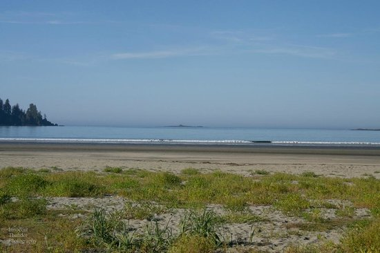 Pachena Bay Campground: The Bay and Beach!