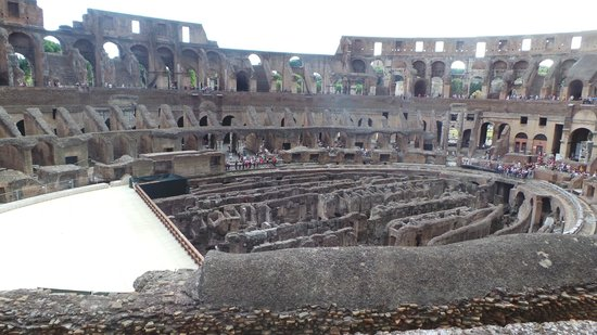 Hotel Sant Anna Roma: Colosseum