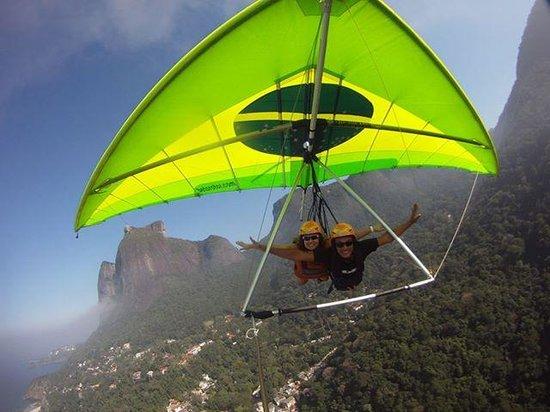Hang Gliding Brazil