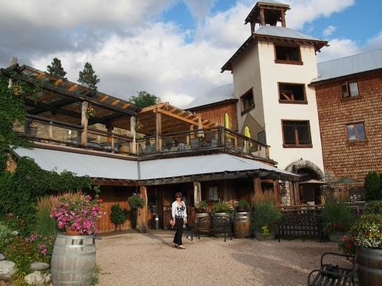 The Bistro at Hillside Winery: Bistro