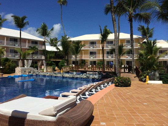 Excellence Punta Cana: Main Pool, another view