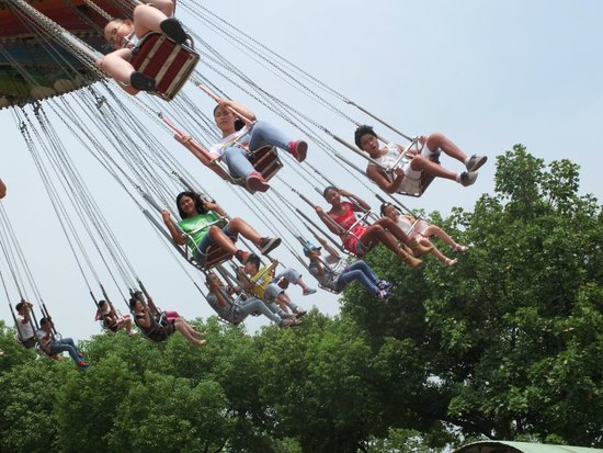 Suzhou Amusement Park: manège