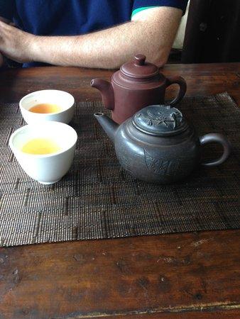 Lan Su Chinese Garden: Tea