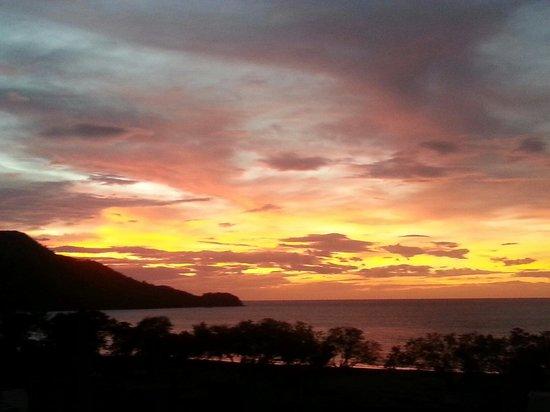 Hotel Riu Palace Costa Rica: Atardecer