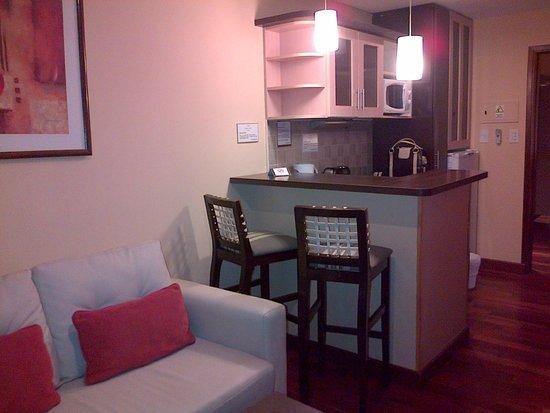 Ankara Suites: cómodo desayunador