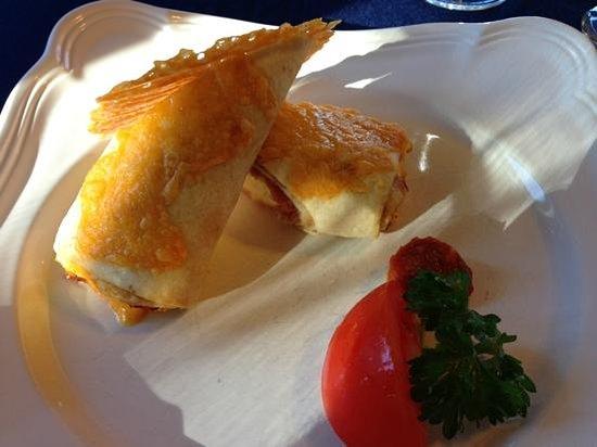 Courthouse Inn Revelstoke: Breakfast