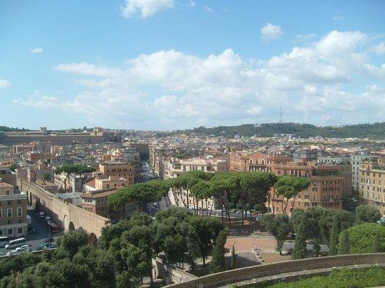 Castillo de Sant'Angelo: View from Castel Sant'Angelo