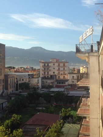 Hotel del Sole : View from the small balcony