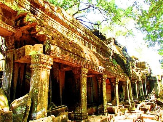 Neth Socheata Hotel : The amazing Angkor Wat