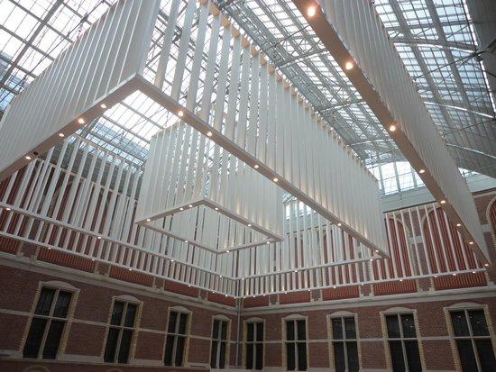Rijksmuseum Amsterdam: Renovado