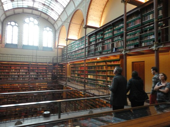 Rijksmuseum Amsterdam: Biblioteca