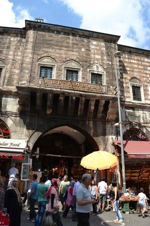Ägyptenbasar / Gewürzbasar (Mısır Çarşısı): Spice Market